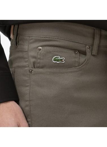 Lacoste Erkek Slim Fit Pantolon HH0014.14H Yeşil